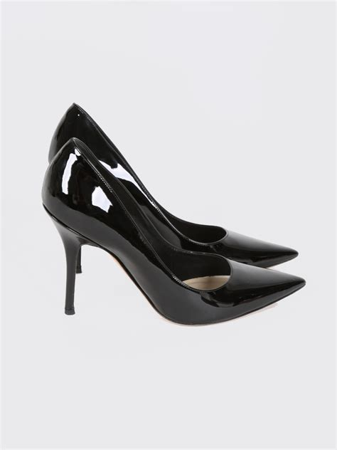 Patent Pointy Pumps black patent pointy pumps 39 luxury bags