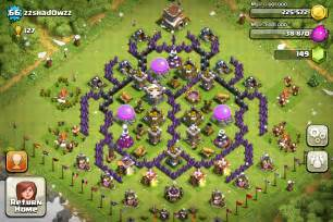 Funny coc bases