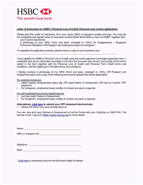 Project Loan Application Letter Application Letter Sle For Loan