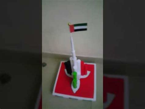 How To Make Burj Khalifa Out Of Paper - how to make burj khalifa with paper