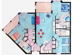 Summer Bay Resort Orlando Floor Plan by Summer Bay Resort Clermont Florida Timeshare Resort