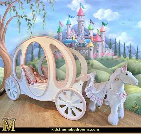 Cinderella Carriage Bed by Decorating Theme Bedrooms Maries Manor Carriage Bed