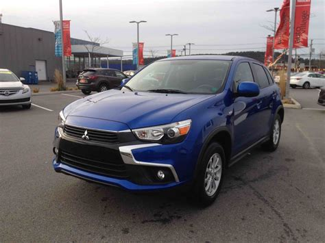 mitsubishi mazda used 2016 mitsubishi rvr se awd heated seats only