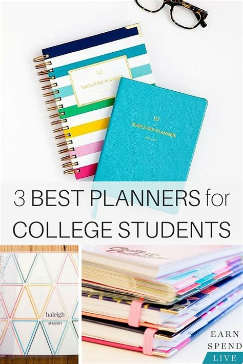 best planners for college students mer enn 25 bra ideer om best planners p 229 pinterest