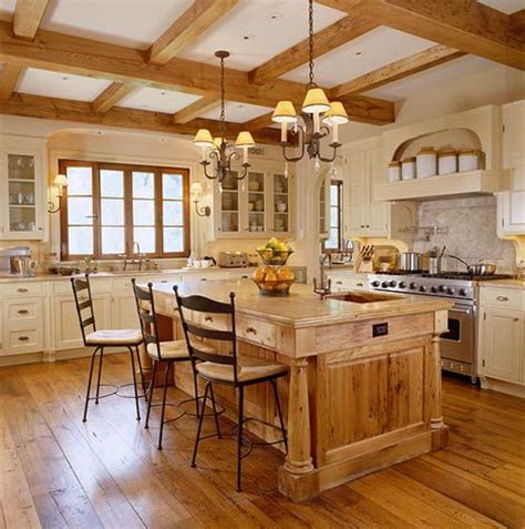tuscan kitchen island pin by kitchen design ideas on tuscan kitchens