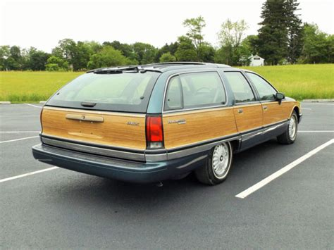 automobile air conditioning service 1993 buick roadmaster transmission control grandpa s sharp 1993 roadmaster estate wagon low miles for sale in martinsburg west virginia