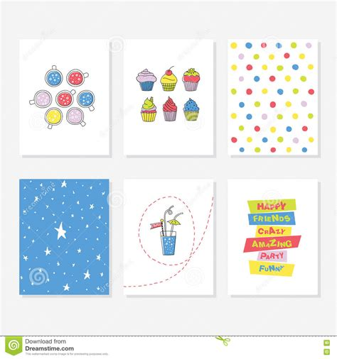 Pastel Color Card Templates by Templates With Cupcakes Stand And In Pastel