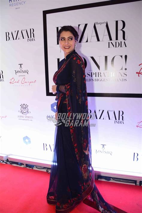 In Harpers Bazaar 3 by Kajol Has A Hilarious Experience With Fan In At