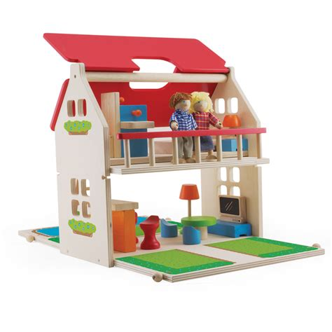 pintoy doll house pack go balcony dolls house pintoy