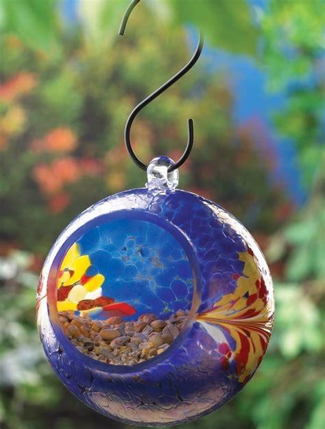 summer bloom bird feeder fresh garden decor