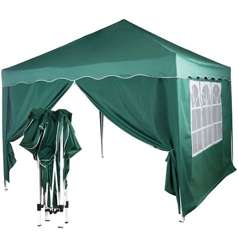 faltpavillon 3x3 flip fold pavilion 3x3m waterproof colour sides selectable