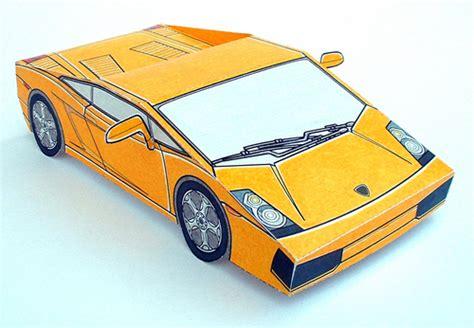 paper cars template lamborghini images paper cars lamborghini gallardo hd