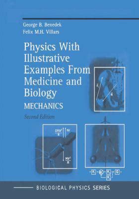 physics  illustrative examples  medicine  biology mechanics biological  medical