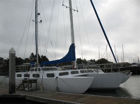 trimaran english 2000 cross trimaran sail boat for sale www yachtworld