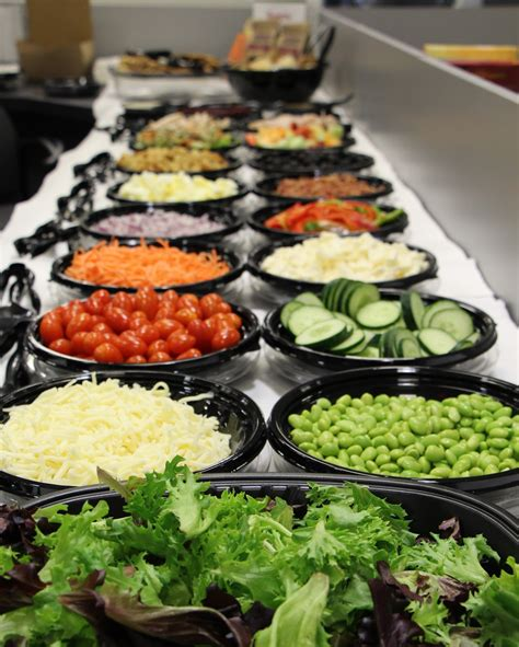 simply gourmet in southie fresh city catered salad bar