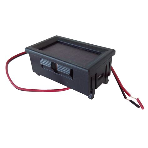 mini digital mini digital voltmeter 4 5 30v led auto car voltage