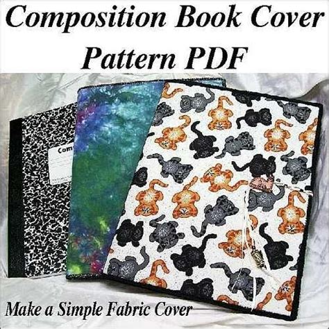 composition notebook pattern shirt 350 best images about composition books altered on