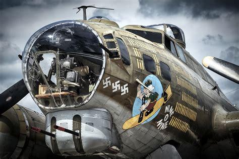 Fond d'écran : véhicule, avion, Avion militaire, La ... B 17 Flying Fortress Wallpaper