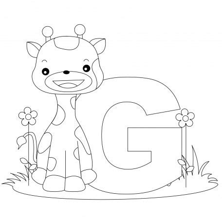 preschool coloring pages giraffe printable giraffe coloring pages for free download