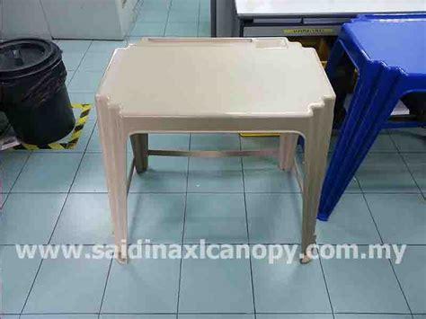 saidina perabot meja sekolah peperiksaan plastik berkualiti tinggi