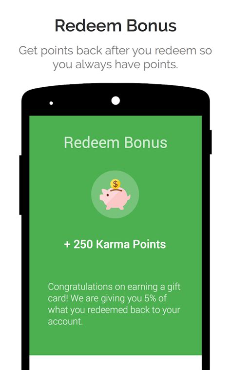 8 Gift Cards Id For by Appkarma Rewards Gift Cards Apps Para Android No
