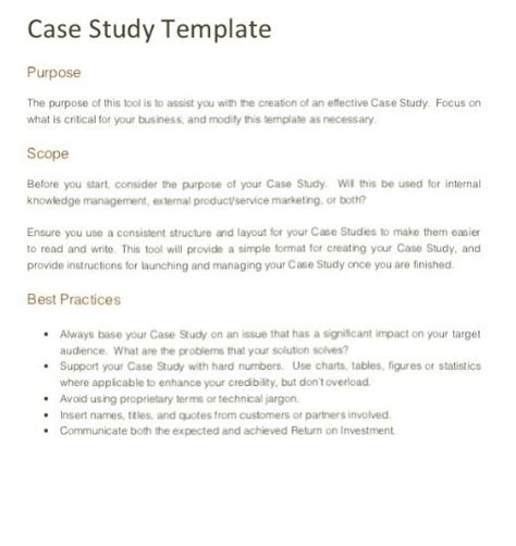 psychological study template 5 study exles sles effective tips at