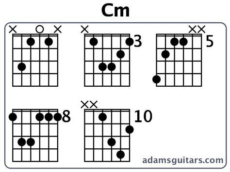c m chord diagram chord chart guitar cm edgrafik