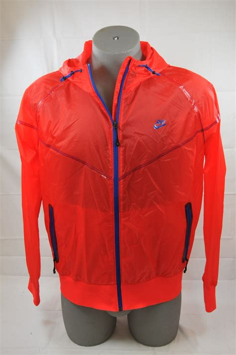 Jaket Windrunner Waterproof nike windrunner lightweight waterproof running ripstop