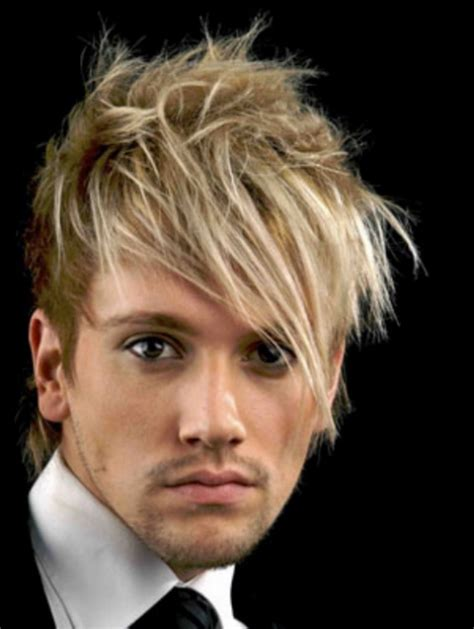 hairstyles for blonde guys blonde hairstyles 2012 for men 48 stylish eve