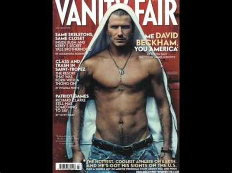 Beckham In No Thanks Egotastic by David Beckham Shirtless Pictures