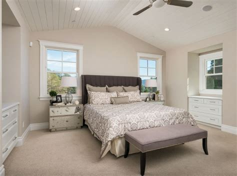 master bedroom built ins newly built htons style home home bunch interior
