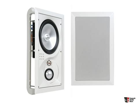 in wall speakers speakercraft mt8 three in wall speaker one only photo 1223613 canuck audio mart