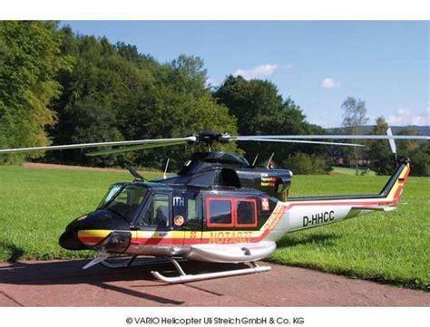 Bell Vario vario helicopter rumpfbausatz bell 412 pht2 4125 va 4125