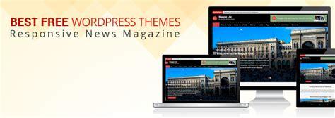 15 Best Free News Magazine Wordpress Themes 2017 15 Best Free Responsive Magazine
