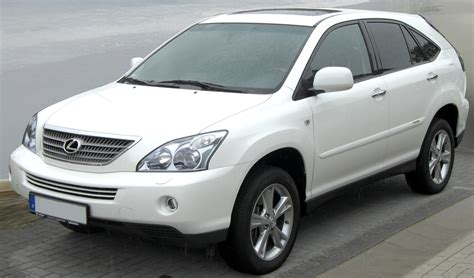 lexus rx white lexus rx 400h price modifications pictures moibibiki