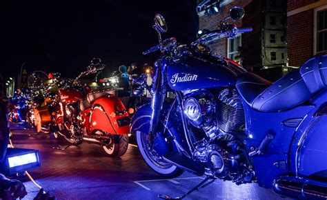 Indian Motorcycle Owner?s Events for Daytona Bike Week