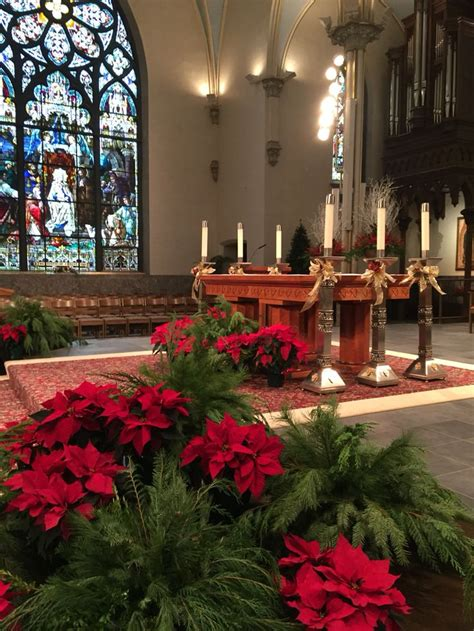 23 best church christmas deco images on pinterest church