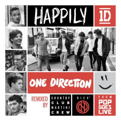 Mini Album Best Song One Direction 歌詞和訳 happily one direction