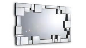 belina un grand miroir mural au design moderne mobilier