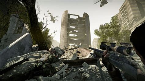 Kaset Xbox 360 2nd Ghost Recon Advanced War Fighter sniper ghost warrior 2