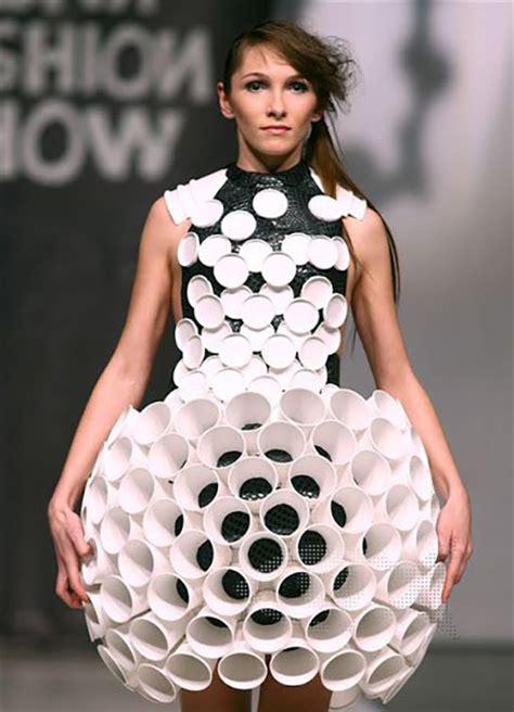 como hacer vestidos con reciclaje vestidos reciclados paso a paso ideas con fotos y v 237 deos