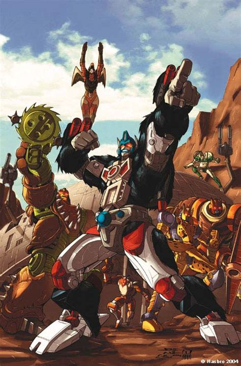 best wars comics dreamwave s transformers comics beast wars