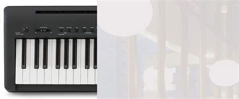Kawai Digital Piano Es110 kawai es110 portable digital piano specifications