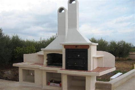 Forno E Barbecue In Pietra by Progettazione Manufatti Pastore Prefabbricati Casamassima