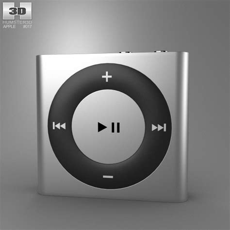Apple Shuffle Now Available by Apple Ipod Shuffle 3d Model Hum3d