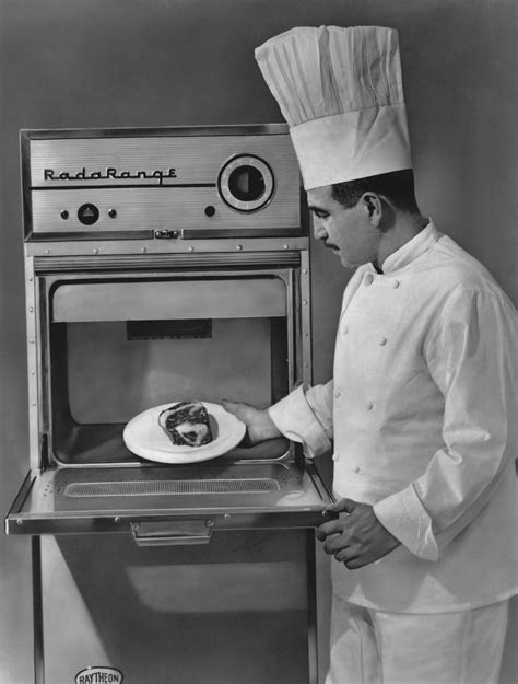 the oven microwave scitech tuesday percy spencer and the microwave oven