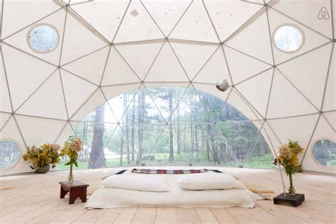 geodesic domes   rent curbed