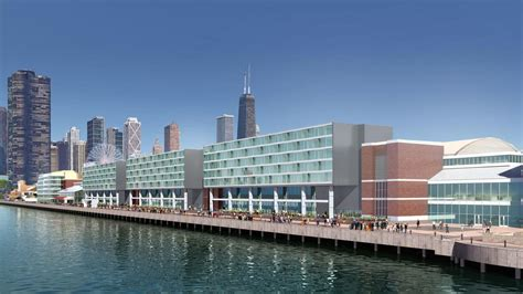 pier hotel 30 000 square foot rooftop restaurant and bar will crown
