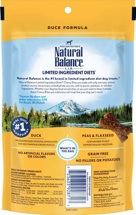 natural balance lid limited ingredient diets chewy