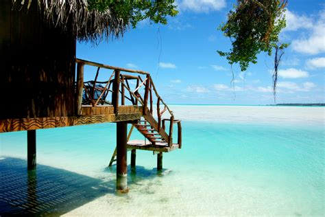 overwater bungalows cook islands where can i find an overwater bungalow escape travel